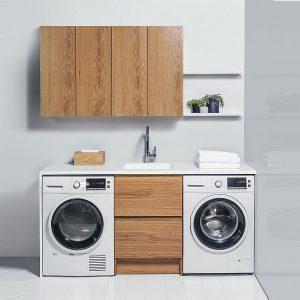 Paramount Plumbing 600 Laundry Cabinet