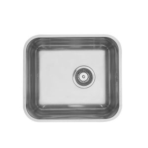 Acero, Mercer, Bella, Single Bowl, Stainless Steel, Top Mount, Under Mount, Kitchen, Sinks, EC107